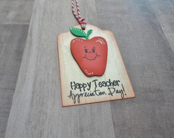 Teacher Appreciation Tag, Happy Teacher Appreciation Day!, Teacher Appreciation, Thank You Teacher, Teacher Tag, Thank You to Teacher Tag