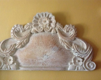 European Wood Wall Hanging.  Fantastic Farmhouse wooden wall decor.  Living room, bedroom, entry, dining room decor.