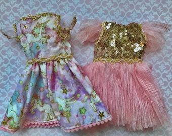 PROMOTION 2 Dresses for Slim Msd Bjd
