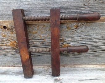 Antique clamp