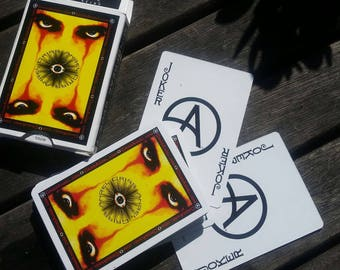 deck of Playing Cards MINDFREAK Chriss Angel magic