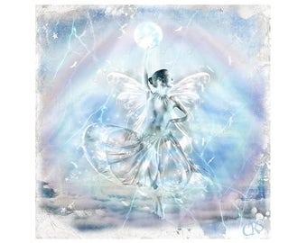 Airy Fairy Canvas