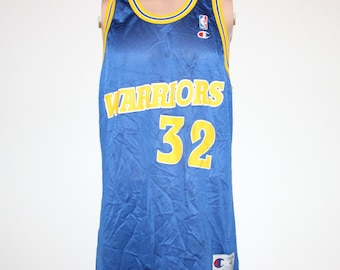 Vintage Golden State Warriors Joe Smith Champion Jersey 48