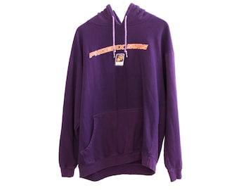 vintage men's PHOENIX SUNS cotton basketball 90s NBA hoodie sweatshirt