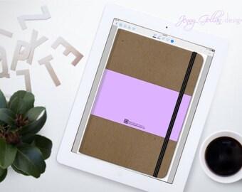 Digital Bullet Journal for GoodNotes with Hyperlinks DigiBujo Digital Planner