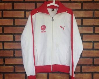 Sale Sale Sale Vintage PUMA Jacket