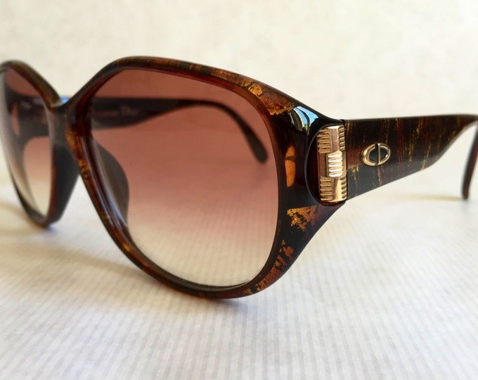 Christian Dior 2497 Vintage Sunglasses NOS - Made in Germany in the 1980s