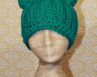 Mickey Cat Ear Beanie