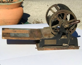 Antique Edison Rotary Mimeograph Machine,  #76