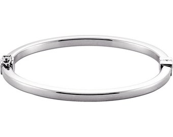 sterling modern product bangles co oval cuff hinged fmge silver bangle tiffany bracelet