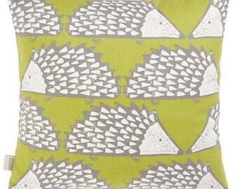 Cushion hedgehogs Scandinavian style