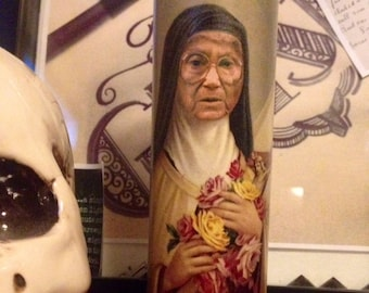 Sophia Golden Girls Prayer Candle