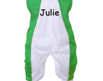 With your baby's name baby onesie