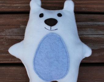 Lavender Scented Stuffed Teddy Bear By Grainbow