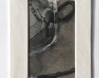 mixed media, handmade, print, abstract, texture