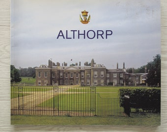 Athorp - a history of the Spencer's house