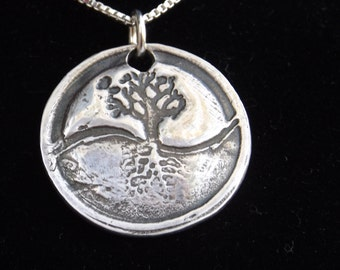 Tree of life jewelry, Tree of life necklace, Tree of Life Gift, Family Tree necklace, Roots and Wings necklace, Gifts for her, Gift for mom