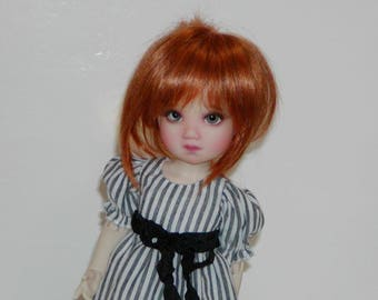 "Dress to fit Liz Frost Mia & Fifi, IH KID and similar size 13-14"" BJDs"