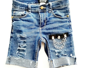 Baby Jeans,  Boys Jeans, Jeans for Boys, Kids Jeans, Girls Shorts, Boys Denim Shorts, Kids Shorts, Boys Distressed Jeans, Punk Jeans.