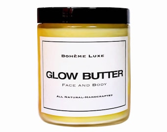 Glow Butter™  all natural, find your Glow!