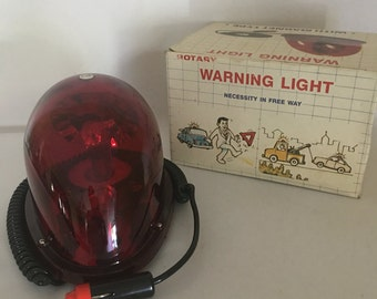 Flashing Automobile Safety Light, American Auto Accessories, Warning Light, Emergency Light
