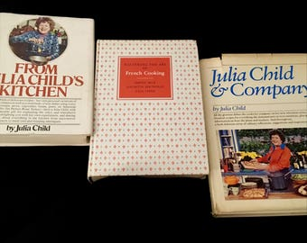 Insta-collection: Julia Child Cookbook Collection