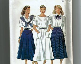 New Look Misses' Skirt Pattern 6745