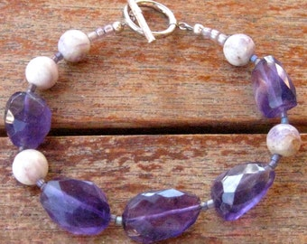 Grape Candy Bracelet - B64