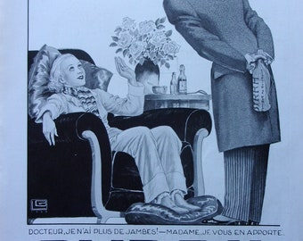 byrrh/ad/advertising/1933 art page 59986