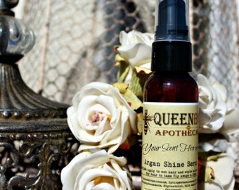 CHOOSE • YOUR • SCENT    Argan Oil Hair Shine Serum • 2 Ounce {Scents A-F}