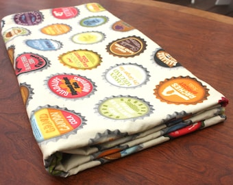 National Parks Stroller Baby Blanket. Handmade Unique Baby Gift. United States Baby Shower Present. American Parks Blanket. Outdoors Baby.