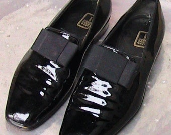 Mr Guy Patent Leather Shoes 9 1/2 D (E)