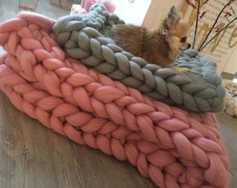 Chunky Blanket Size L