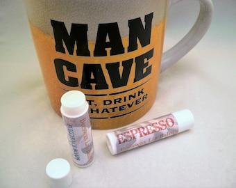 ESPRESSO Beeswax Lip Balm