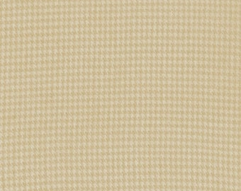 Marcus Primo Plaids Flannel Tan Beige  Cool and Calm Fabric  J366-0141 BTY