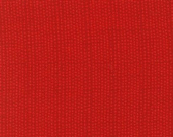 Chalk Talk - Red Tonal Print by Blank Quilting (BTR6801-Red) Cotton Fabric Yardage