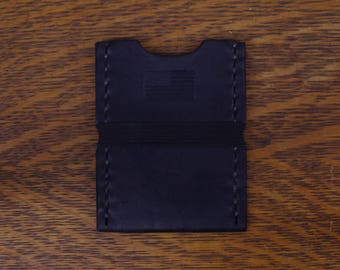 Minimalist Veg Tanned Wallet