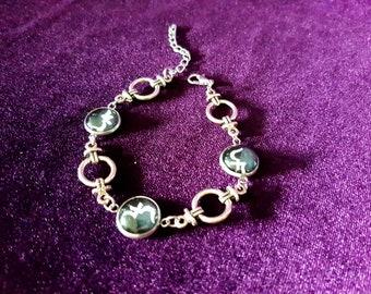 Sopor Aeternus Ring Bracelet -  Jusa Sigil Sopor Aeternus Gothic Tradgoth jewellery