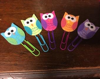 Owl, Book Mark, Journal Marker, Owl Book Mark, Owl Journal Marker