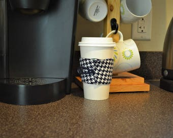 Coffee Cup Sleeve - Blue