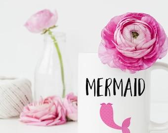 Mermaid Gifts for Women, Mermaid Gift, Mermaid Coffee Mug, Gift for Her