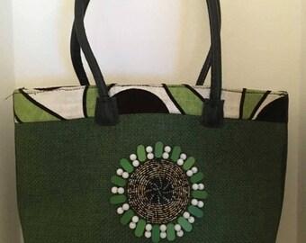 Jute Bag from Kenya