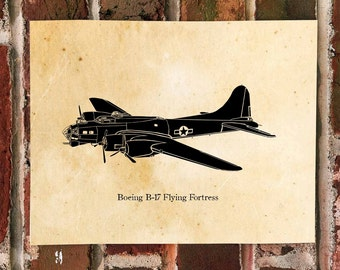 KillerBeeMoto: Limited Print Boeing B-17 Flying Fortress Bomber Aircraft Print 1 of 50