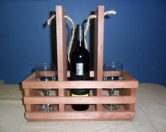 Wine Caddy