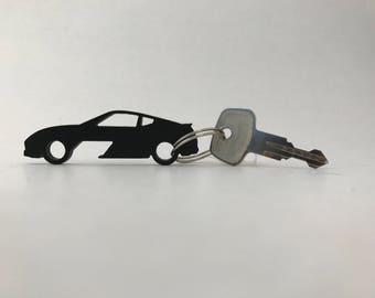Nissan 370Z Fairlady Z Z34 Bottle Opener Keychain