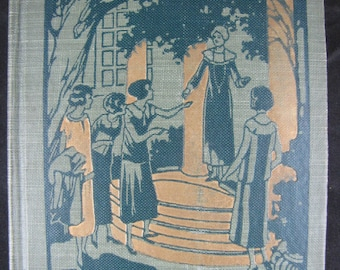 Marjorie Dean Marvelous Manager// 1925 Hardback // Vintage Novel for Young Women in the 1920's // Wholesome School Girl Story