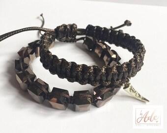 Men's Bracelets Duo