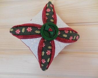 Yuletide Petal Ornament