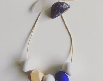 Pure and Simple necklace