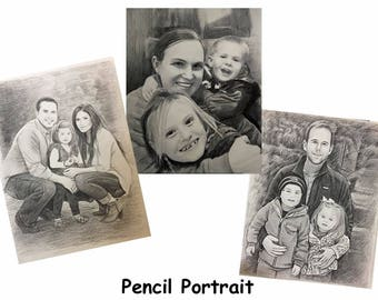 Fathers Day Gift, Fathers Day Gift from Daughter, Gifts for Dad, Fathers Day Gift from Son, Fathers Day portrait, Dad Gifts, Father's Day